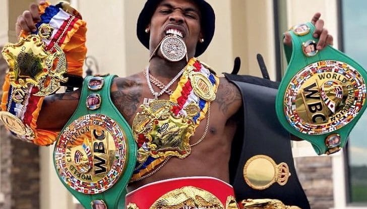 charlo mell belts 2