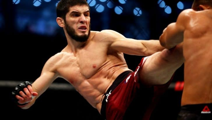 Islam Makhachev criticized the top 10 of the UFC