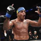 In the sights Gilbert Burns revealed a controversial fact about
