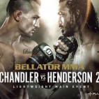 bellator 243 chandler vs. henderson 2