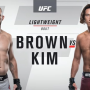UFC 221 Damien Brown vs Dong Hyun Kim