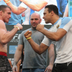 hughes vs renzo face off 1121.0