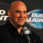 Dana White on Anderson Silvas return and the WWEs Brock Lesnar